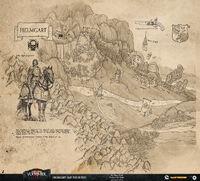 Mapa helmgart vermintide 2 por Simon Gosal