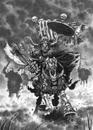 Undead Knight Mark Gibbons
