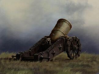 Mortero del Imperio por Bela Kotroczo Warhammer Mark of Chaos