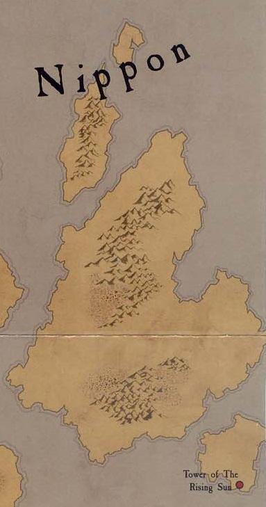 Mapa Nippón