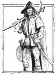 Soldado dibujo