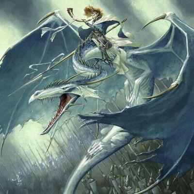 Príncipe Imrik, Señor de los Dragones de Sam Wood