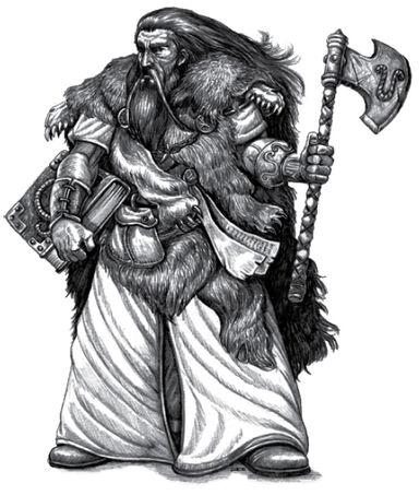 Sumo Sacerdote de Ulric