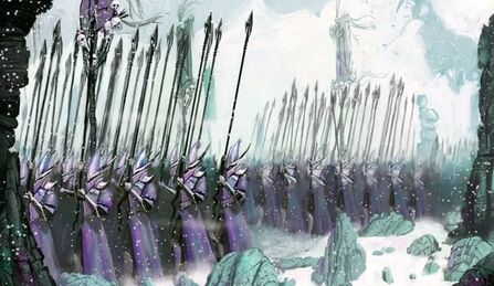 Ejercito Elfos Oscuros Druchii