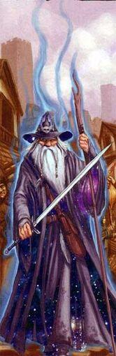 Hechicero de Batalla Imperial Sombras