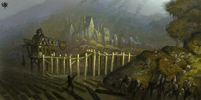 Río WAR Online por Jonathan Kirtz Hochland