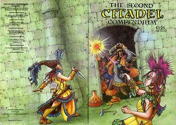 The Second Citadel Compendium 1984