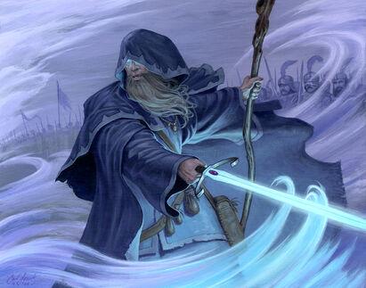 Warcry Carl Frank - Hechicero de Batalla Imperial Sombra
