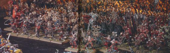 Khorne archaon batalla ultima carga