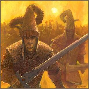Maestros de la Espada por Rick Sardinha Altos Elfos