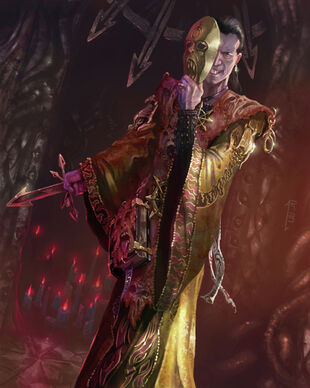 Cultista de Slaanesh de Ryan Barger
