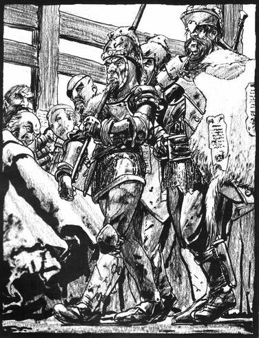 Guardia talabheim caraperros por Tony Parker