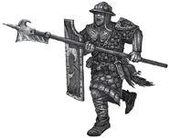 Hombre de Armas Pat Loboyko
