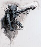 Hechicero de batalla Imperio Brillante por Karl Kopinski