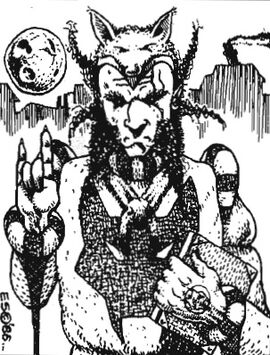 Sacerdote de Ulric viejo