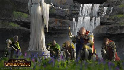 Homenaje Bretonia por Milek Jakubiec Warhammer Total War