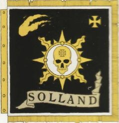 Flag solland
