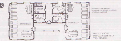 Cuarteles guarnición bolgasgrado