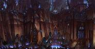 Warhammer Online Ciudad Ineludible Calles por Michael Phillippi