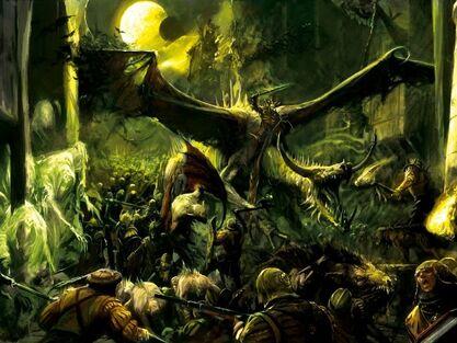 Guerra Condes Vampiro Imperio