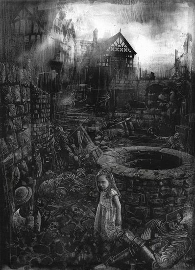 Ciudad asolada por Lee Carter