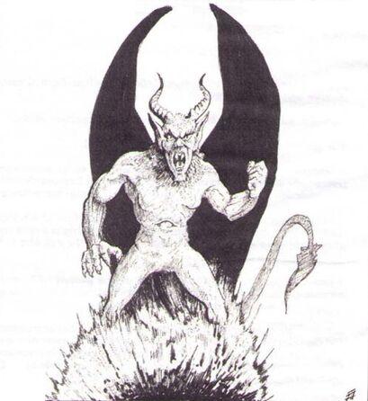 Demonio mayor