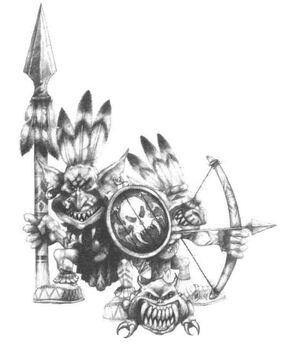 Imagen 4ª Goblins silvanos