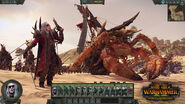 Luthor Harkon y Prometeo Warhammer Total War II