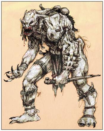 Gargantúa Reinos Ogros 6ª Edición ilustración color
