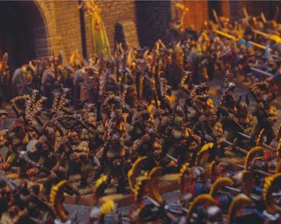 Batalla de marienburgo irregulares