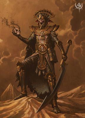 Heroe Rey funerario