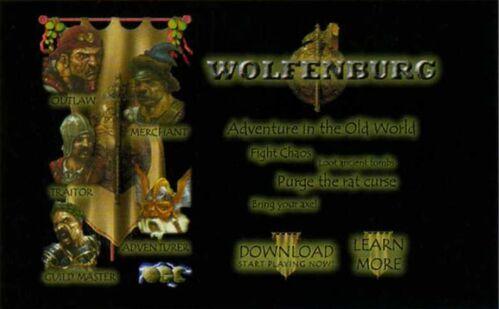 Wolfrmburg game