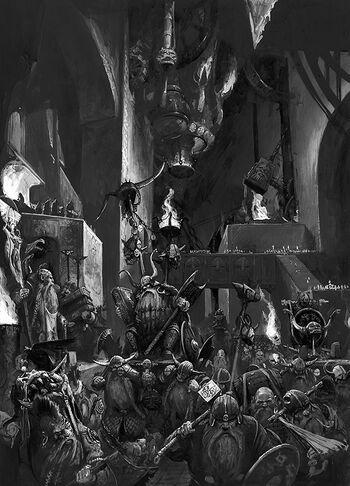 Clan enano a la Guerra