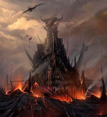 Fortaleza Negra Legión de Azgorh