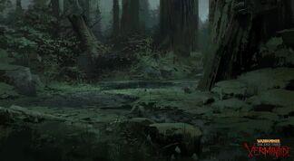 Vermintide Bosque Oscuro concepto