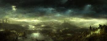 Páramo Siniestro 01 por Daarken