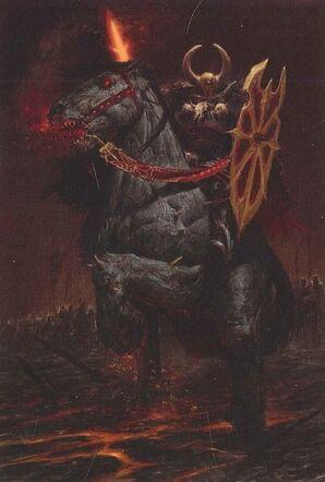 Archaon, Señor Fin de los Tiempos Art