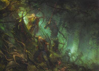 Emboscada de los Bosque 8ª Edición