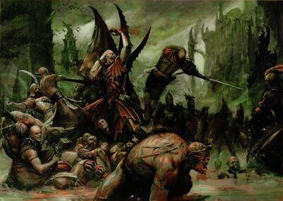 Guerra Vlad Condes Vampiro por Alex Boyd