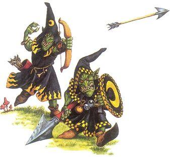Guerreros Goblins Nocturnos