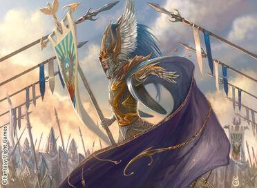 Do you know who I am (Ancient Arrongance) Altos Elfos