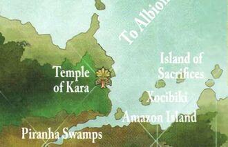 Territorio Amazonas