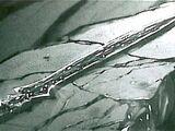 Espada Disforme de Khaine