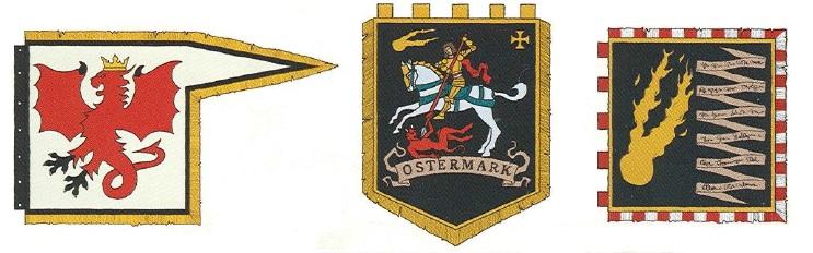 Estandartes de Ostermark