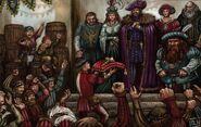 Festival de la cata de vinos por Pat Loboyko