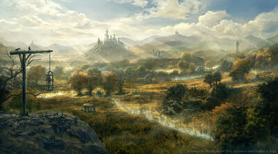 Bretonia concept art total war rado javor