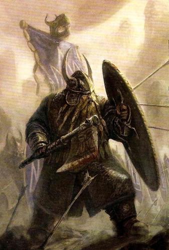 Guerrero de clan enano octava