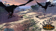 Murciélagos Portazombis Warhammer Total War II