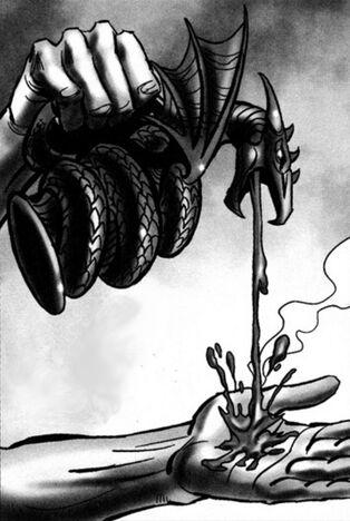 Vrahsha comic Throne of Blood Malus Darkblade