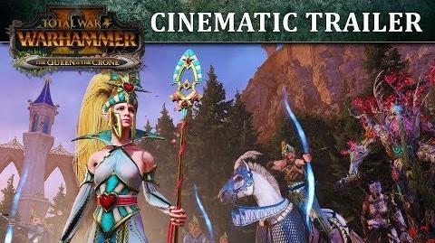 Total War Warhammer 2 - Trailer La Reina y la Bruja